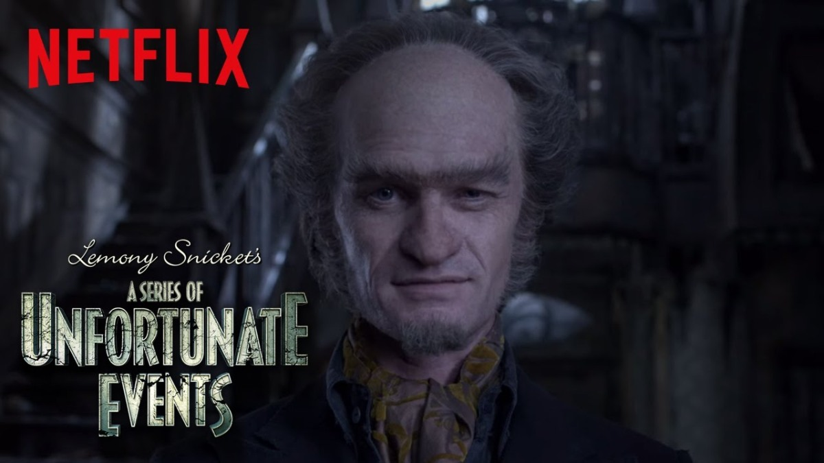 Lemony Snicket's A Series of Unfortunate Events (2017-)