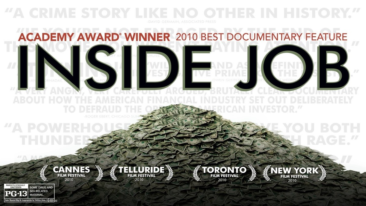 Inside Job (2010, Documentary)